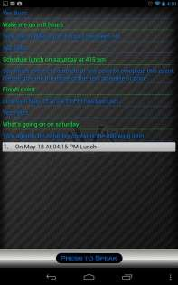 Android Voice Xtreme 3.33