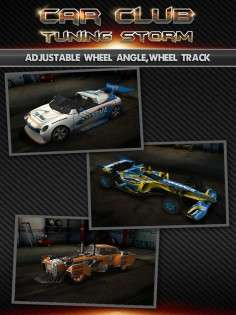 Car Club: Tuning Storm 1.02