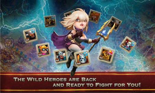 Clash of Lords 2 1.0.122