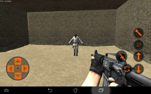 Counter Strike Source (Android) TEST