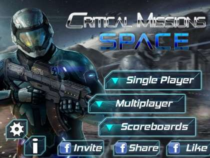 Critical Missions: SPACE 3.003