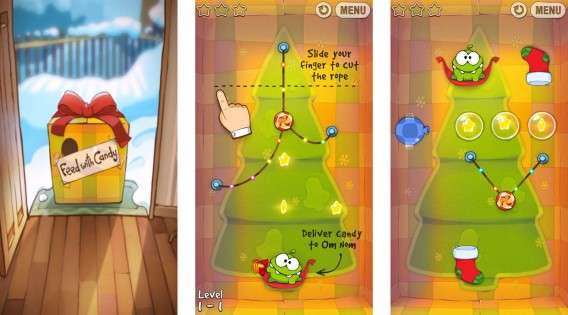 Cut The Rope: Holiday Gift 1.6.1