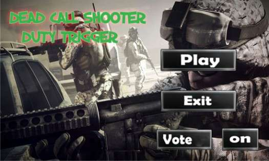 Dead Call Shooter Duty Trigger 1.0.0