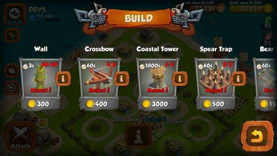 Empire Islands - Rise Of Clans 0.0.25