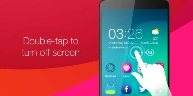 Hola Screen Lock 1.1