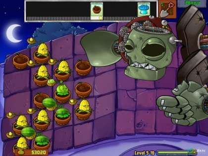 Plants vs Zombies 1.0.6