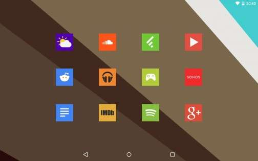 Square Icon Pack Free 2.0