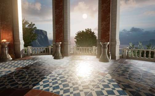 Sun Temple UE4 Demo (Tegra) 1.0