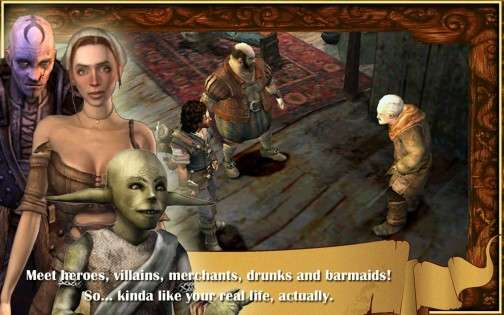 The bards Tale 1.6.8