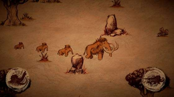 The Mammoth: A Cave Painting 1.0