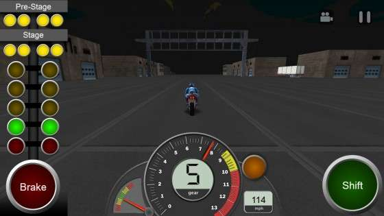 Twisted: Dragbike Racing 1.2
