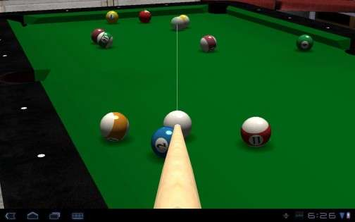 Virtual Pool Mobile 2.34
