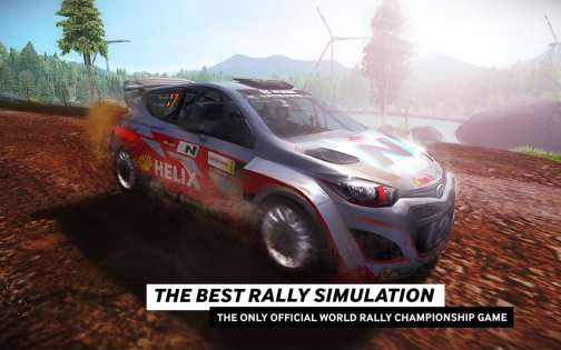 WRC The Official Game 1.0.8