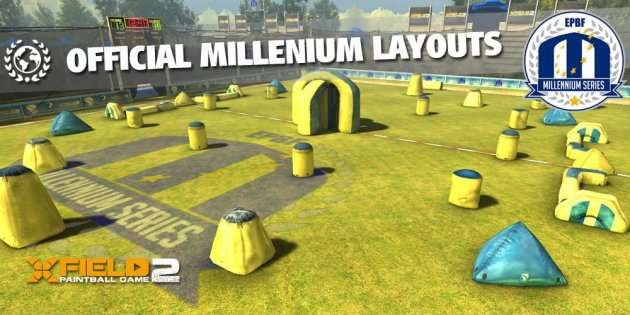 XField Paintball 2 Multiplayer 1.14