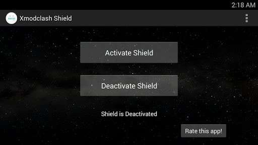 Xmodgames Shield 1.4
