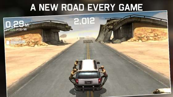 Zombie Highway: drivers Ed 1.0.1